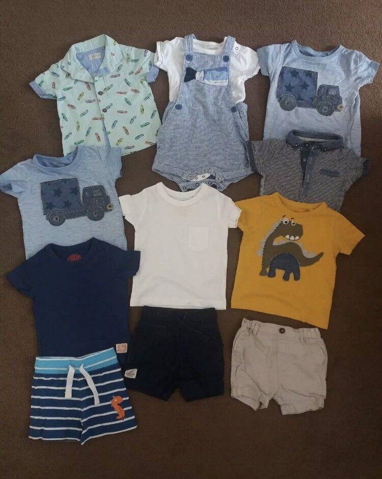 e243a980 Next baby boy clothes 3-6 months shorts, t-shirt   in Sefton Park ...