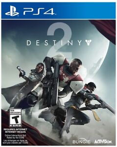 New Destiny 2 for PS4