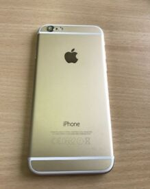 iPHONE 6 PLUS 16GB, WITH SHOP RECEIPT & WARRANTY, GOOD CONDITION, GOLD