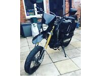 ONE DAY ONLY £600 2012 Sinnis 125cc