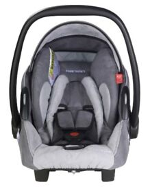 Recaro Infant Car Seat and Isofix Base