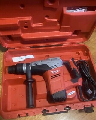 Milwaukee 5317-21 1-916 Inch Sds Max Rotary Hammer - Hardly Used