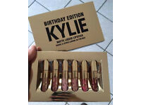 Kylie lip kit birthday edition