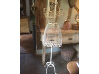 Vintage mannequin display shabby chic