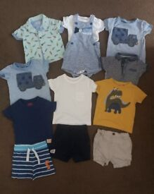 Bundle for a baby boy, 0-3 months, only next