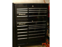 """snap on KRA series 40"""" roll cab tool box chest cabinet"""