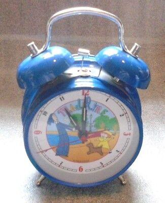fine Madeline cartoon mechanical alarm clock