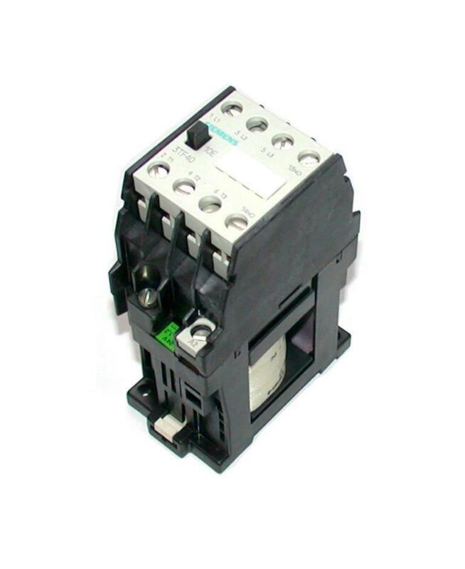 New Siemens  3TF4010-0B  Motor Starter Relay