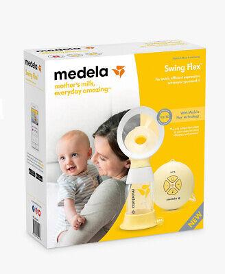 Brand New Medela Swing Flex 2-Phase Electric Breast Pump - SEALED