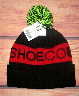 New Licensed DC Shoes Skate Snow YOUTH Beanie Too Cool blk/_/_/_/_/_/_ MSP $24.99