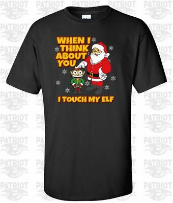 Santa Claus Elf (Dabbing Santa Claus Elf Funny Holiday Merry Christmas T-shirt Tee Graphic Ugly)