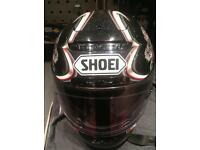 Shoei X11 Motorcycle Helmet