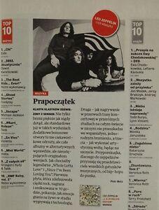 Led Zeppelin, Mads Mikkelsen, Stanislawa Celinska mag.24/2014 Poland - europe, Polska - Zwroty są przyjmowane - europe, Polska