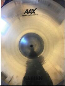 Sabian AAX RAW BELL DRY RIDE 21""