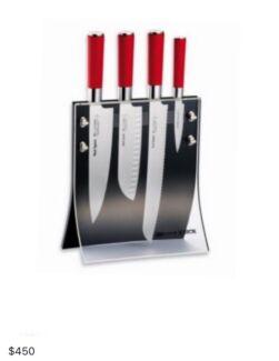 F dick chef knife block