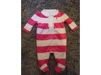 Ralph Lauren Baby Girl Babygrow