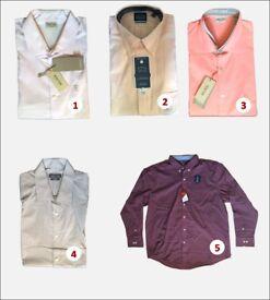 Brand new Designer Formal Shirt | Kenneth Cole Reaction | Eagle | Izod