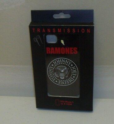 RAMONES Punk Rock Band iphone 5 Case 16/32G Tommy Johnny Joey by TRANSMISSION comprar usado  Enviando para Brazil