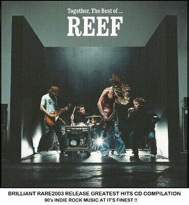 Reef - Very Best Essential Greatest Hits Collection - RARE 90's Indie Rock