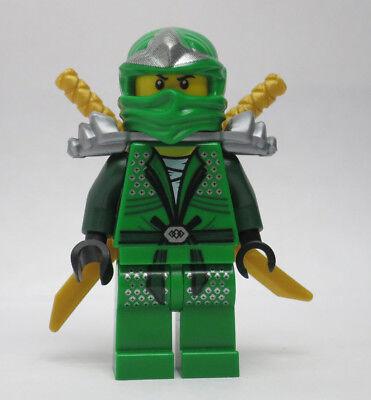 Green Ninja LEGO MOVIE 70815 Lloyd Ninjago Minifigure mini figure fig