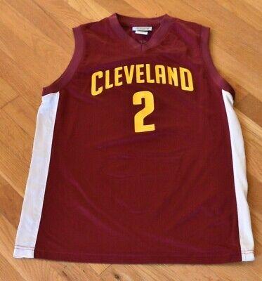 Cleveland Cavaliers Cavs Nba Basketball (NBA Cleveland Cavaliers CAVS Kyrie Irving #2 Basketball Jersey, Mens XL V)