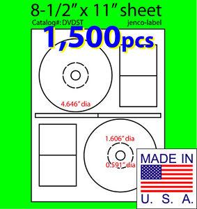 1500-Stomper-CD-DVD-Labels-Matte-White-Laser-InkJet
