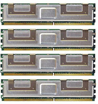 Not For Pc 16gb 4x4gb Pc2-5300 Ecc Dell Poweredge 2900 Se...
