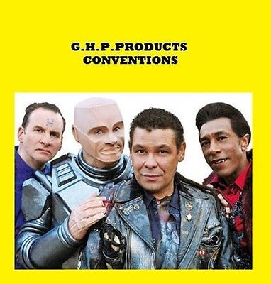 RED DWARF 2011 CONVENTION FOOTAGE RARE *****L@@K******