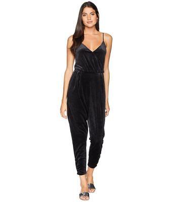 NWT Juicy Couture Black Label Womens XSMALL XS S Velour Velvet Cami Jumpsuit Juicy Couture Jumpsuit