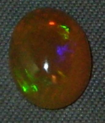 1.36ct Beautiful FIRE Wello Ethiopian Opal Cabochon SPECIAL