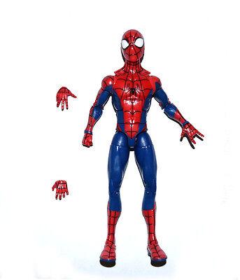 Marvel Comic Spiderman Spider-Man Classic Red Blue Suit 7