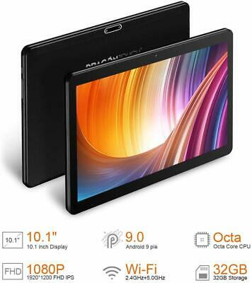 "Dragon Touch Max10 10.1"" Android Tablet Tablets 32GB 1080P HD WiFi 