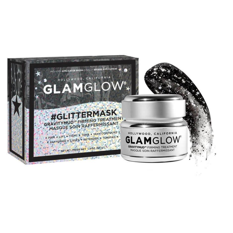 GLAMGLOW Glitter Mask Gravity Mud Firming Treatment 1.7oz/50