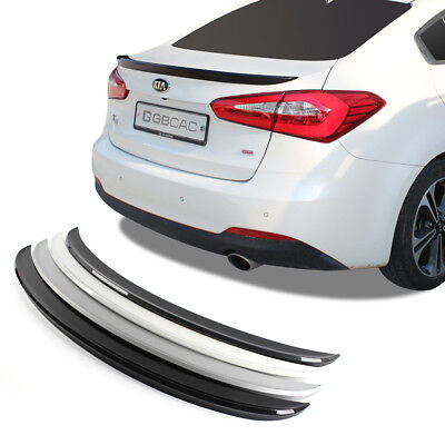 Gubin Rear Wing ABS Spoiler 4 Color Painted For Kia Forte Cerato K3 2014 2017