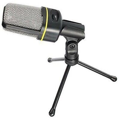 Microfono condensatore registrazione vocale conferenze chat notebook pc