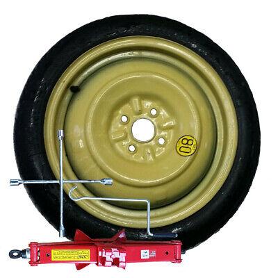 Free Gift Wheel Tyre Inflator Pump Spare Kit fits HYUNDAI i20 SW