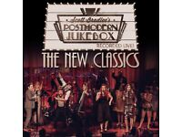 Postmodern Jukebox, 1 or 2 tickets, Usher Hall Grand Circle Row D, Wednesday 21st Feb.