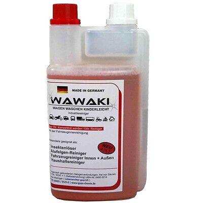 Cabrio Verdeck Reiniger 1 Liter Konzentrat Wawaki