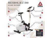 Reebok Exercise Bike - excellent condition