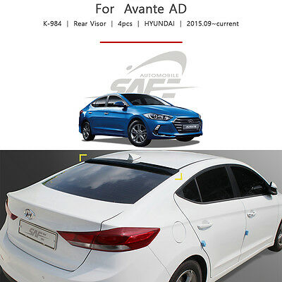 2018 hyundai imax. delighful 2018 safe rear visor for hyundai elantra sedan 2017 2018 on hyundai imax c