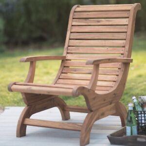 Custom lawn and patio furniture