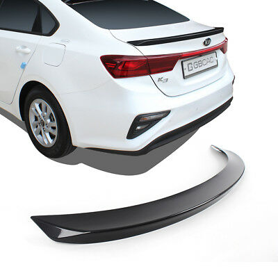 GUBIN Rear Wing ABS Spoiler 4 Colors for Kia Cerato Forte, Sports, GT 2018 2019