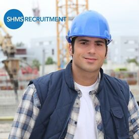 CSCS Groundworkers and CPCS Plant Operatives required for multiple sites in Hampshire!
