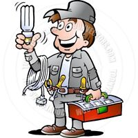 Licenced electrician available short notice will travel