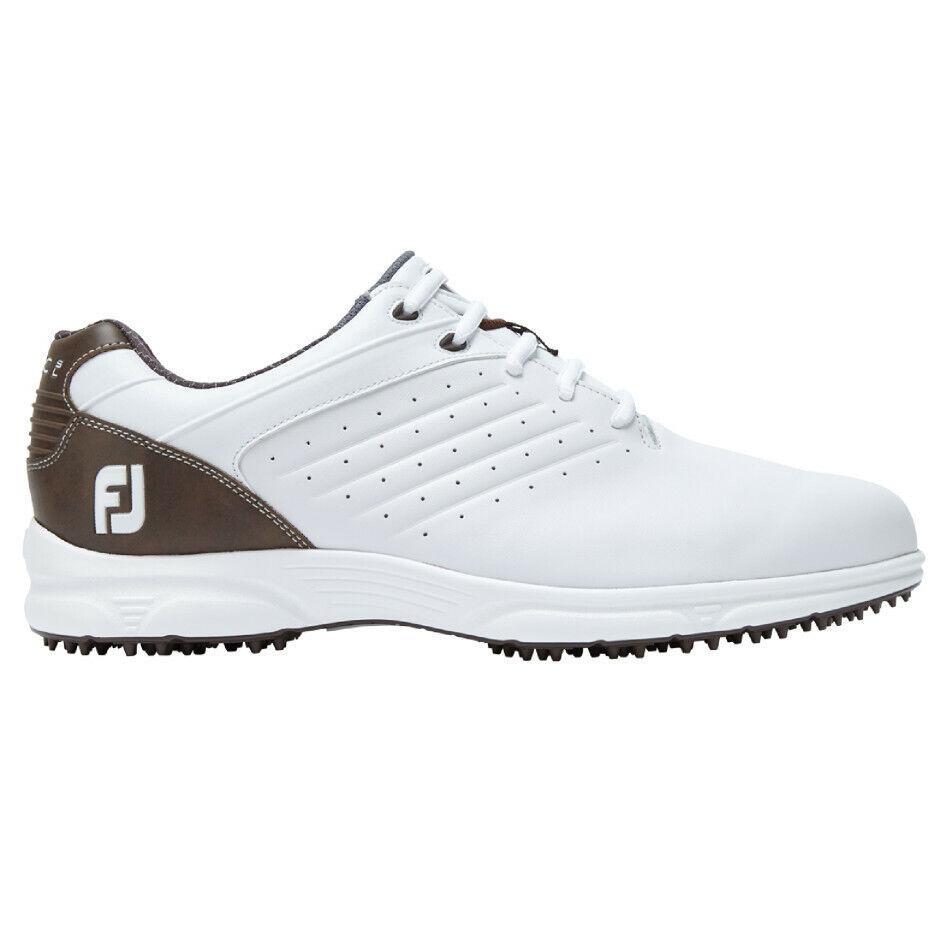 FootJoy ARC SL Golf Shoes Men's Size 10.5 Spikeless Waterpro