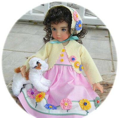 "PLAYING WITH YO-YO'S DRESS, JACKET, HAT,& TOY  4 EFFNER 13"" PATTERN!"