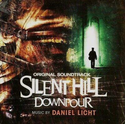 SILENT HILL DOWNPOUR (MUSIQUE JEU VIDEO) - DANIEL LICHT (CD) segunda mano  Embacar hacia Spain