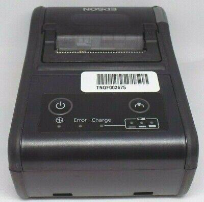 Epson Tm P60ii Thermal Receipt Printer M292d Model 751