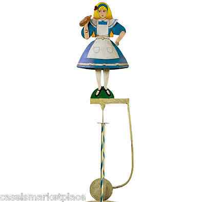 AUTHENTIC MODELS Alice in Wonderland Sky Hook Balance Toy Antique Reproduction