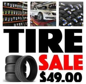 NEW AND USED ALL SEASON  TIRES 30%OFF!!!! Best Tire Sale On Now | Don't Miss Your Chance To Save 416-741-9222